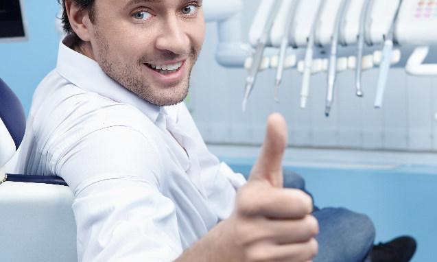 כתר זירקוניה שן קדמית